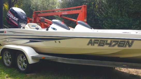 Boat Graphics Zenith Labsport