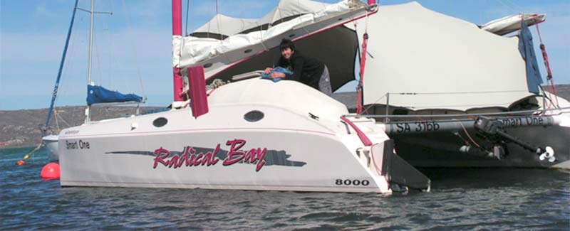Catamaran Boat Names
