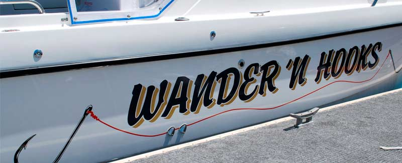 Name for a speed boat