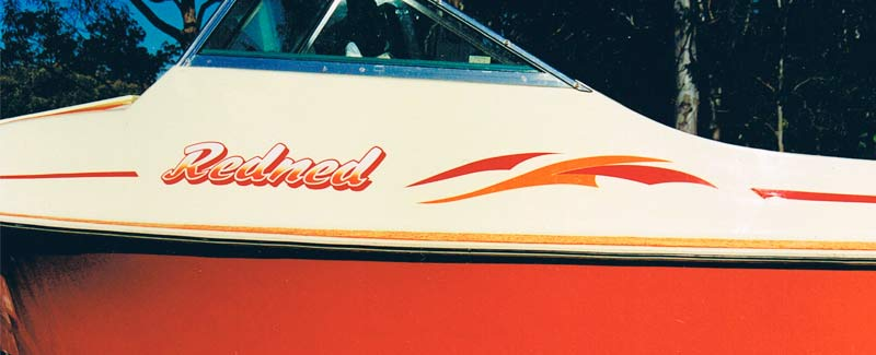 Speed Boat Name