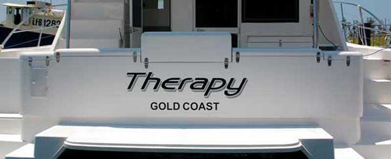 Therapy Transom Name